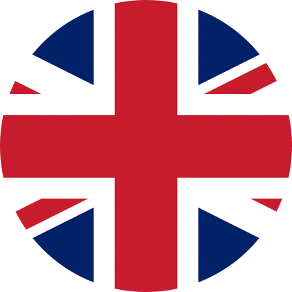 Proudly produced in Great Britain